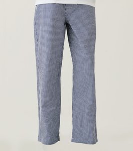 Small Check Trouser